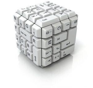 MBIT Services Symbol Tastatur